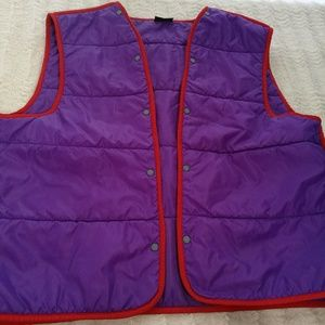 Patagonia Open Vest Size Large